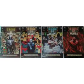 O Reino Do Amanhã - Completo (4 Volumes)