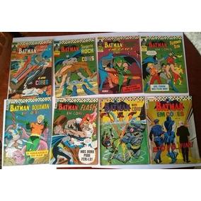 Ebal Batman Em Cores Completo 67 Ediçôes Loja De Coleções