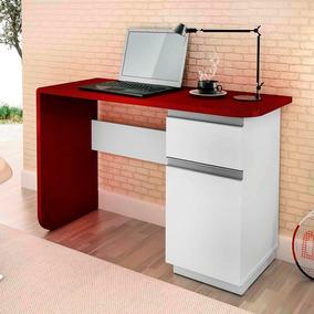 Mesa Computadoru Escrit?rio M?veis Office Click 1 Gaveta
