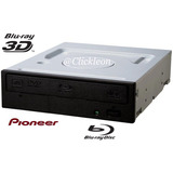 Quemador Blu Ray Pioneer Bdr-209dbk Sata