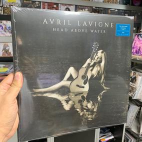 Lp Avril Lavigne - Head Above Water Vinyl Importado Lacrado