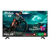 Smart Tv Philco Led 49 Polegadas Com Full Ptv49e68dswn