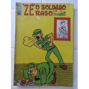 Zé O Soldado Raso Nº 1 - Mort Walker - Saber - 1970