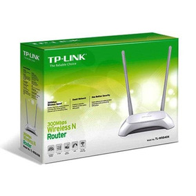 Router Inalambrico Tp-link Tl-wr840n 300mbps Itec