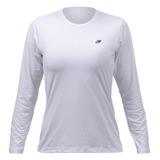 357f1d6c8b6d0 Camisa Com Proteção Solar Mormaii Uv50+ Dry Action Feminina