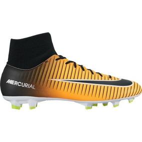 ef5d9d82cfed1 Chuteira Nike Mercurial Victory Vi Df Campo - Chuteiras Nike de ...