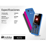 Celular Mobile K372