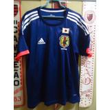 3b77fce8b2ae1 Camisa Japão - Camisas de Futebol Azul marinho no Mercado Livre Brasil