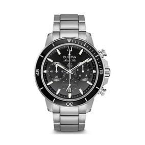 252b31b124a Relógio Bulova Masculino Marine Star Chronograph 96b272