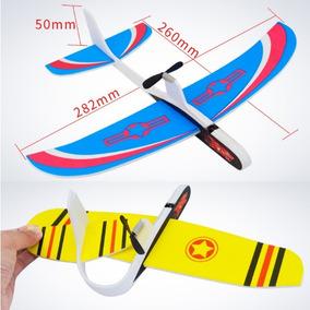 Avião Miniatura Brinquedo A Pilha