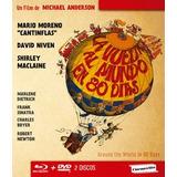 La Vuelta Al Mundo En 80 Días (dvd+blu-ray)
