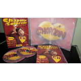 Dvd Chapolin - Dublagens Clássicas ( 3 Boxes 10 Dvds )