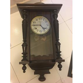 2562967607f Relógio Antigo De Parede Português Revisado Reguladora