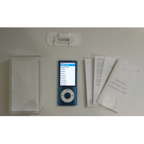 Apple Ipod Nano - 16gb - Azul - A1320