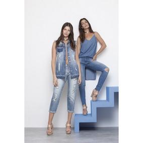 Regatão Jeans Fem 73 - Ca1163 - Ca1163