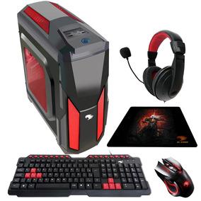 Pc Gamer G-fire Htg-335r Amd Fx 6300 4gb Pv Rx 460 2gb 500gb