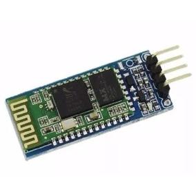 Módulo Bluetooth Hc-06 Rs-232/ttl Arduino Pic Avr Robotica
