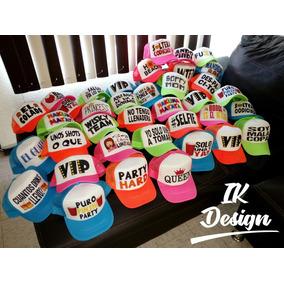 Gorras Personalizadas Todo Tipo De Eventos