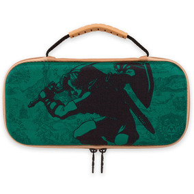 Case Protection Kit Power A Zelda Para Nintendo Switch