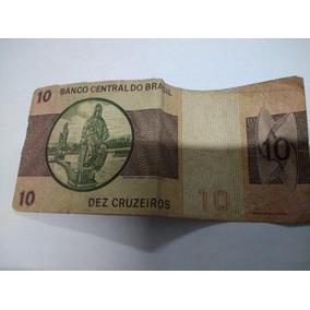 Cédula De 10 Cruzeiros