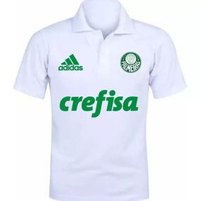 Camiseta Polo Camisa Polo Palmeiras Promoção f9a3ece502145