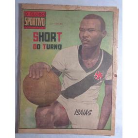 Revista O Globo Sportivo Vasco Futebol N°369 1945