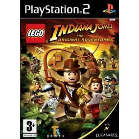 Jogo Ps2 Indiana Jones-c26-