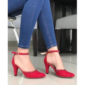 Zapatos Sandalias Tacon Colombianas Dama Envío Gratis