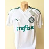 Camiseta Palmeiras Branca 2019