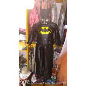 Fantasias Batman De 2 A 12 Anos