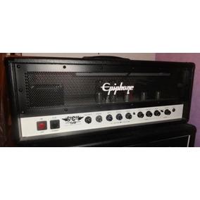 Amplificador Cabezal Epiphone So-cal 50 Profesional Nuevo.