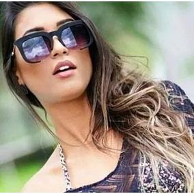 9115038b69845 Óculos De Sol Miu Miu Rasoir Cortado - Óculos no Mercado Livre Brasil
