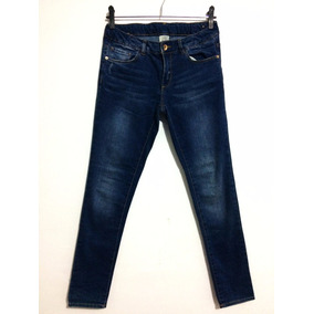 Calça Infantil Jeans Zara Girls