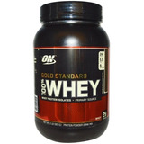 100% Whey Gold Standard 909g - Optimum Nutrition Salvador