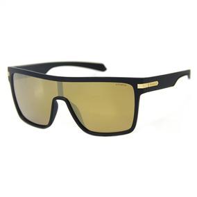Oculos De Sol Dourado Masculino - Óculos De Sol Polaroid no Mercado ... b17cba7bcd