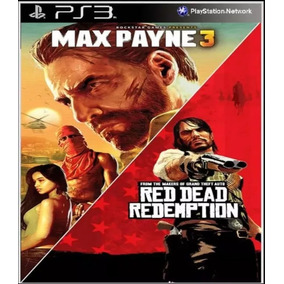 Max Payne 3 + Red Dead Redemption Psn Ps3