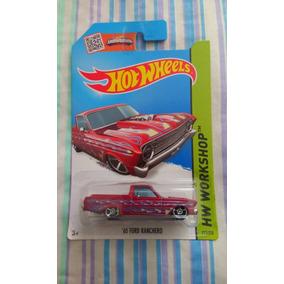 Hot Wheels 1965 Ford Ranchero. Vta Solo Mcbo.