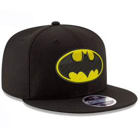 New Era Snapback Batman Dc Superheroe (envío Gratis) 4922c5a705b