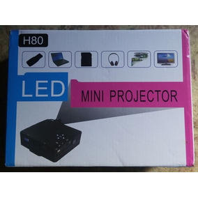 Proyector Led H80 Mini