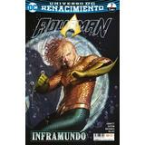 Aquaman 7 - Abnett - Eaton - Ecc Renacimiento