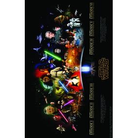 Poster Star Wars Impressão Laser A3 - 012