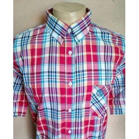 Camisa Country Smith Brothers Mc Ref.14148 Xadrez Vermelho 8e62f5cdef1e2