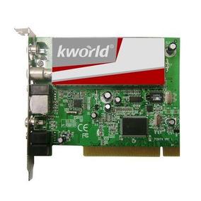 Placa De Tv Pci Kworld Kw-tv7134se