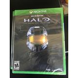 Halo Master Chief Para Xbox One Nuevo Físico Original