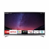 Smart Tv 32 Hd Sharp Sh3216mhix Tda Hdmi Usb Play