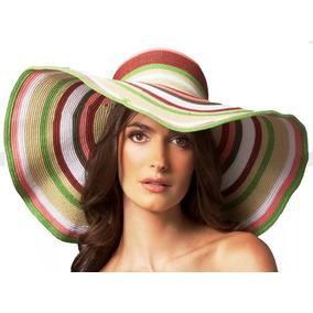 Sombrero Playero - Sombreros en Mercado Libre Venezuela 3ec51ea3925