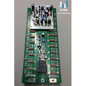 Placa De Amplificador Classe Ab 2500 W