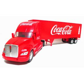 Kenworth T700 Coca-cola 1:32 Motor City Classics