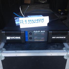 Amplificador Machine Sd 14.0 Nova