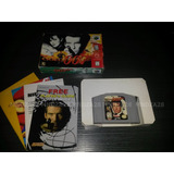 Juego 007 Goldeneye Para Nintendo 64 - N64 (v)